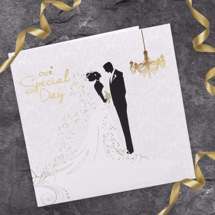 bride groom wedding invitation paper themes wedding invites Wedding Invitation With Pictures Of Bride And Groom