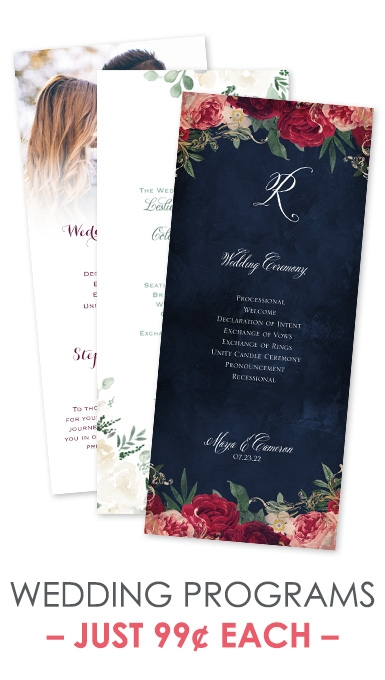 cheap wedding invitations with free rsvp cards Cheap Wedding Invite