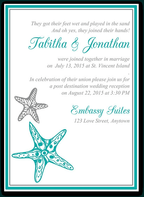 destination wedding invitation wording etiquette and Beach Wedding Invite Wording