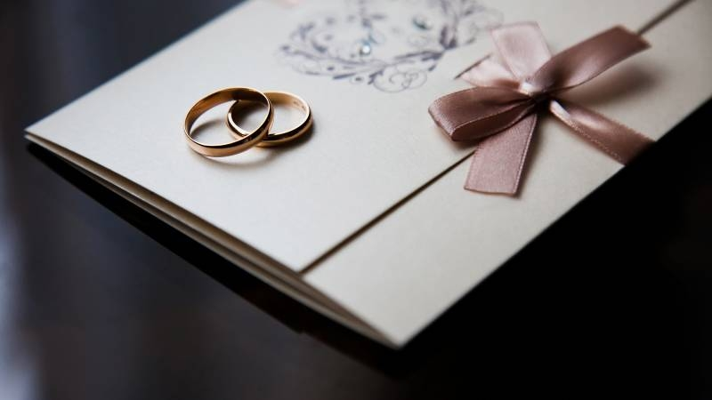 how brides and grooms are saving big on wedding invitation How Big Are Wedding Invitations
