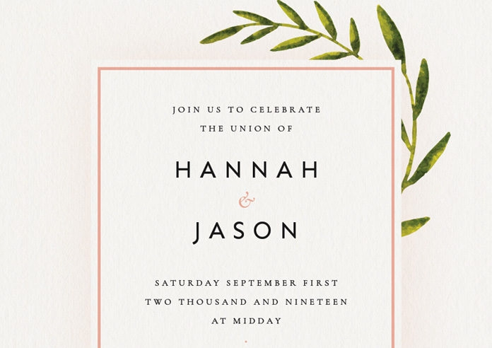 how to create a wedding invitation in indesign free Create Wedding Invite