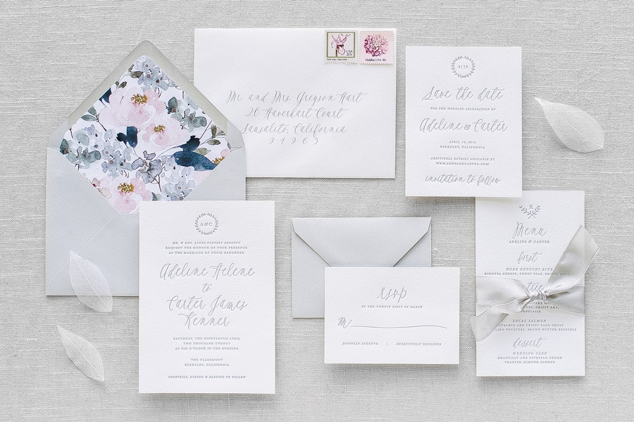 how to word your wedding invitations with aerialist press What Goes Inside A Wedding Invitation