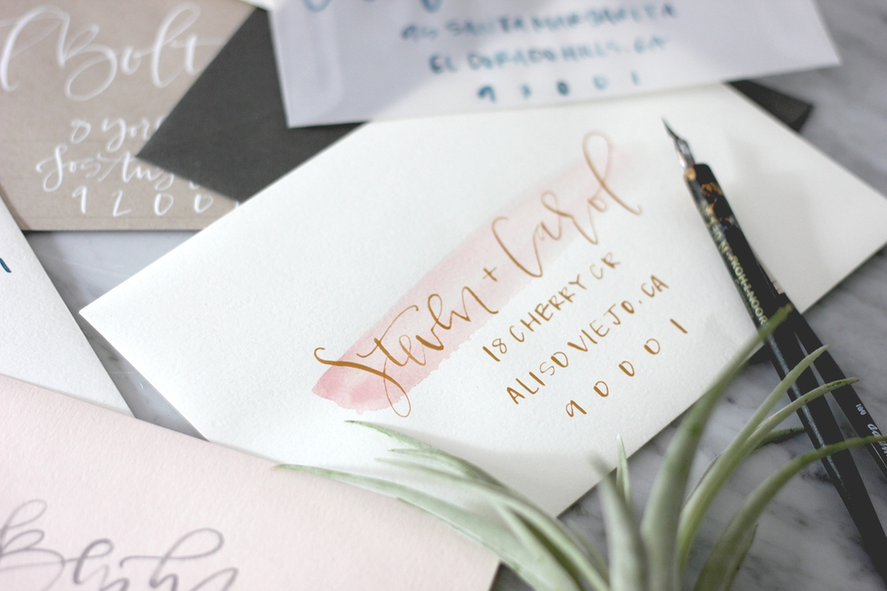 learn how to address wedding invitations Address Wedding Invitations