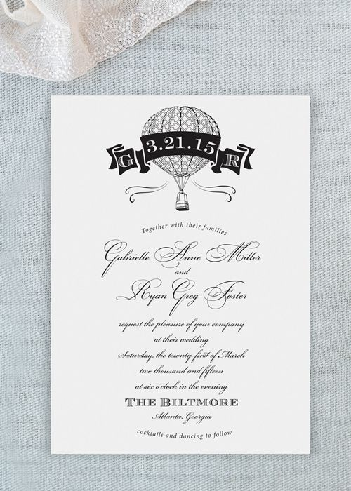 local atlanta stationery companies for your wedding Wedding Invitations Companies
