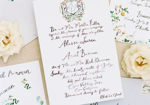lost for words read this break down of proper wedding Wording A Wedding Invitation