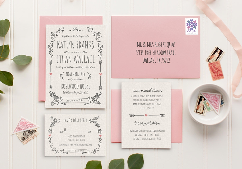 make your own invitations with download print Design My Own Wedding Invitations Online