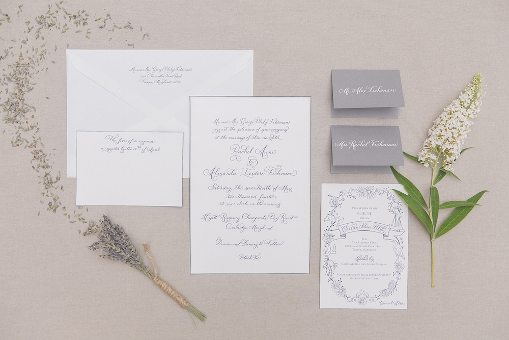must have elements for your wedding invitation What Goes Inside A Wedding Invitation