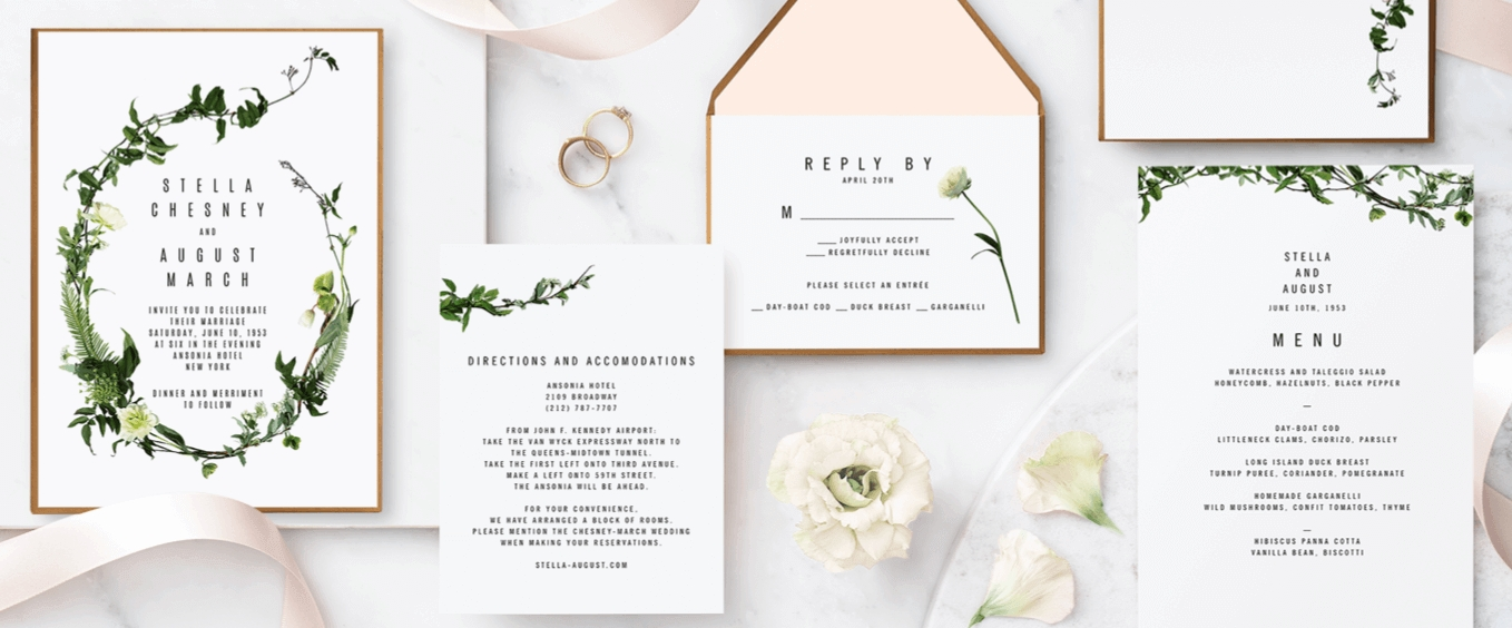 online invitations cards and flyers paperless post Design Own Wedding Invitations Online