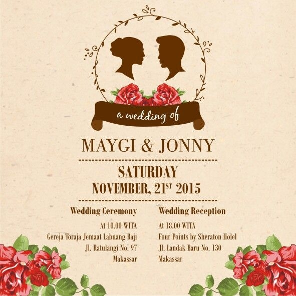 online wedding invitation e invitation wedding inviation Wedding Invite Online