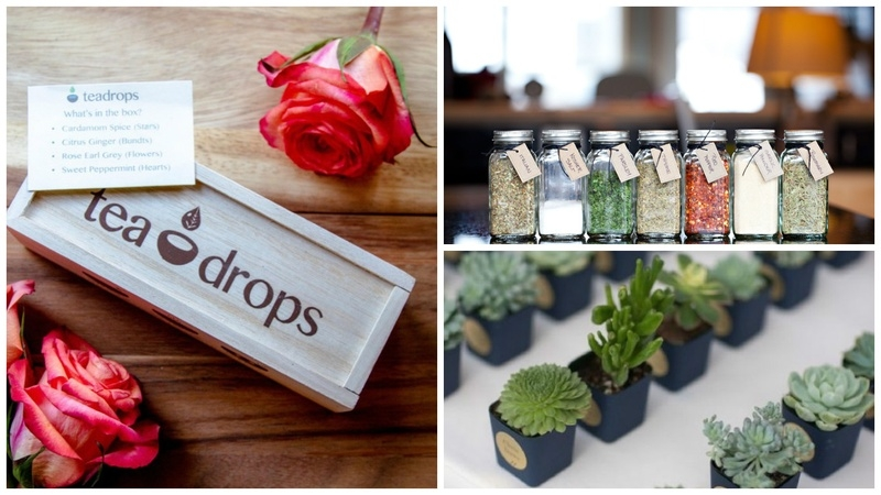 personalized and unique wedding favour ideas to gift with Useful Wedding Invitations