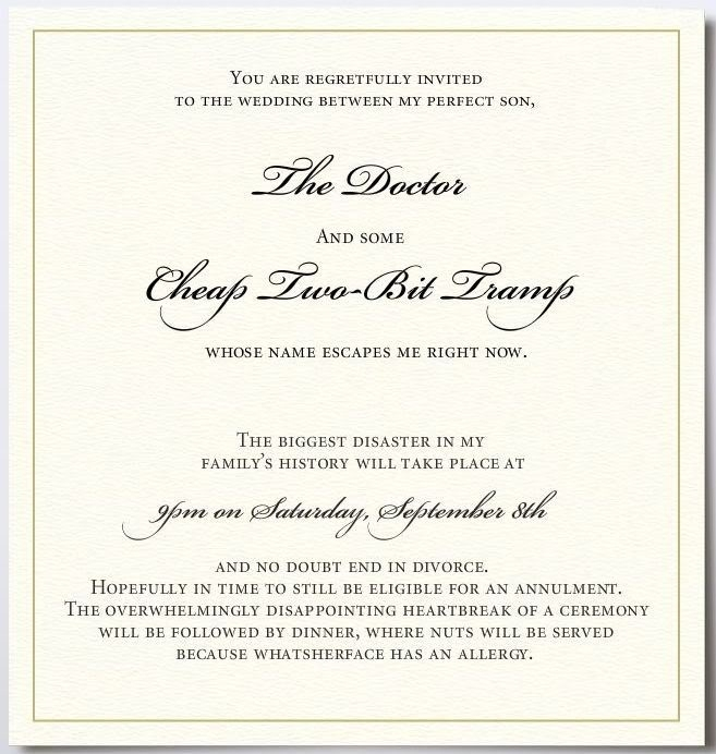 popularization of email wedding invitations ferranqess E Invitation For Wedding