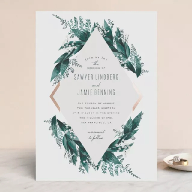 the 12 best websites for wedding invitations of 2020 Design Your Own Wedding Invitations