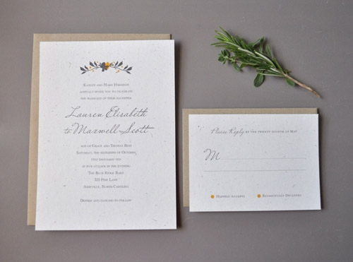 the printing process digital printing Wedding Invitations Printed
