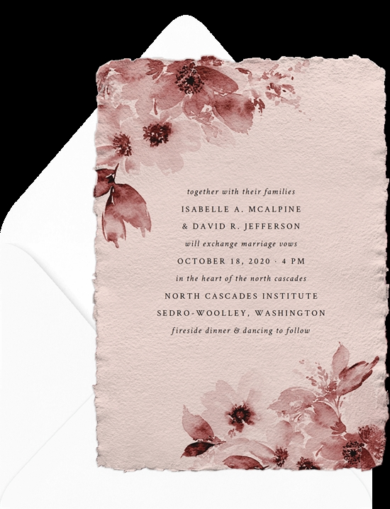 these online wedding invitation ideas will make you forget paper Design Wedding Invitation Online