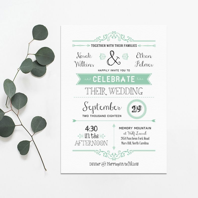 top places to find free wedding invitation templates Wedding Invite Layout