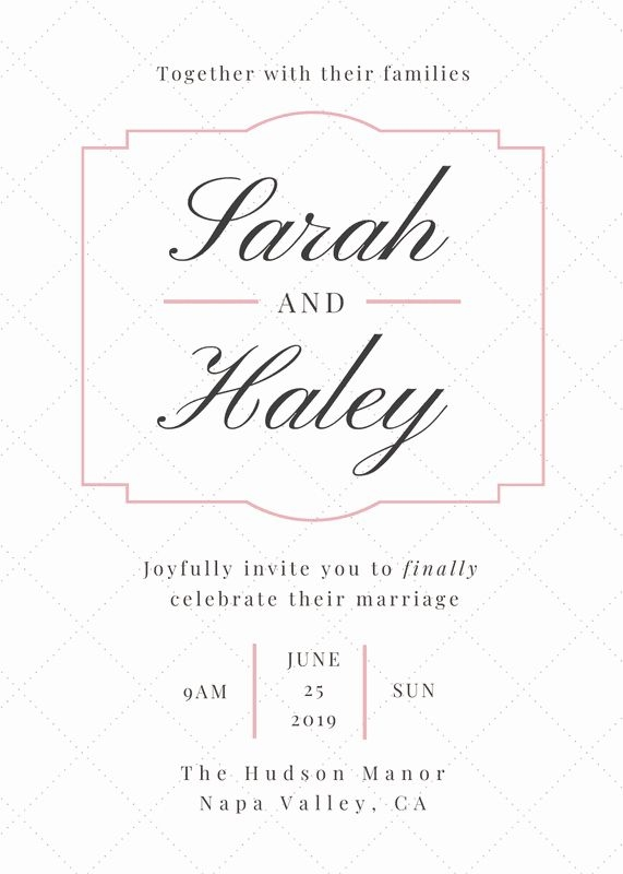 typical wedding invitation size inspirational wedding Typical Wedding Invitation
