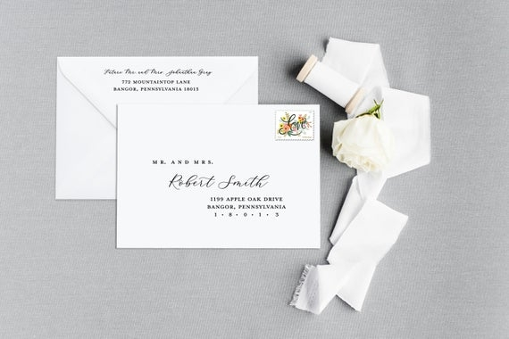 wedding invitation envelope address printing wedding envelope printing wedding envelope addressing printed envelopes envelope printing Printing Wedding Invitation Envelopes