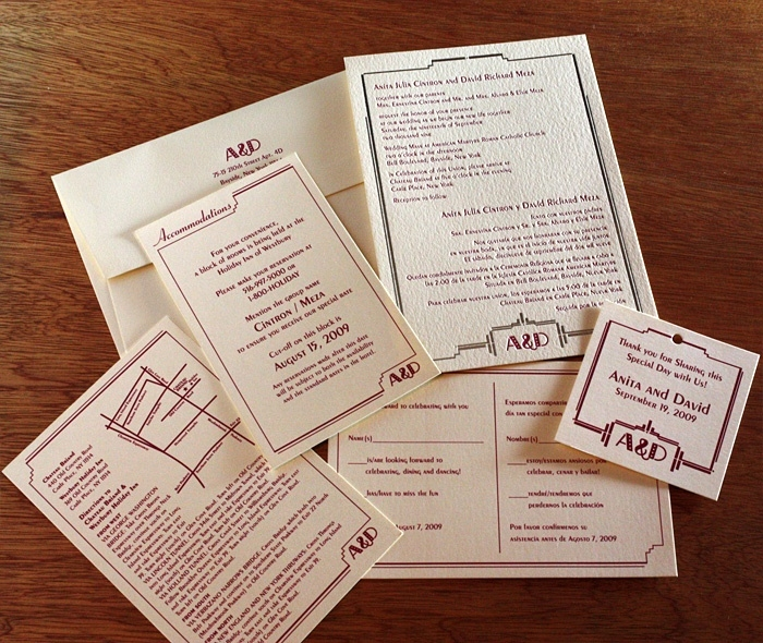 wedding invitation suites what to include with your wedding What To Include In Wedding Invitation