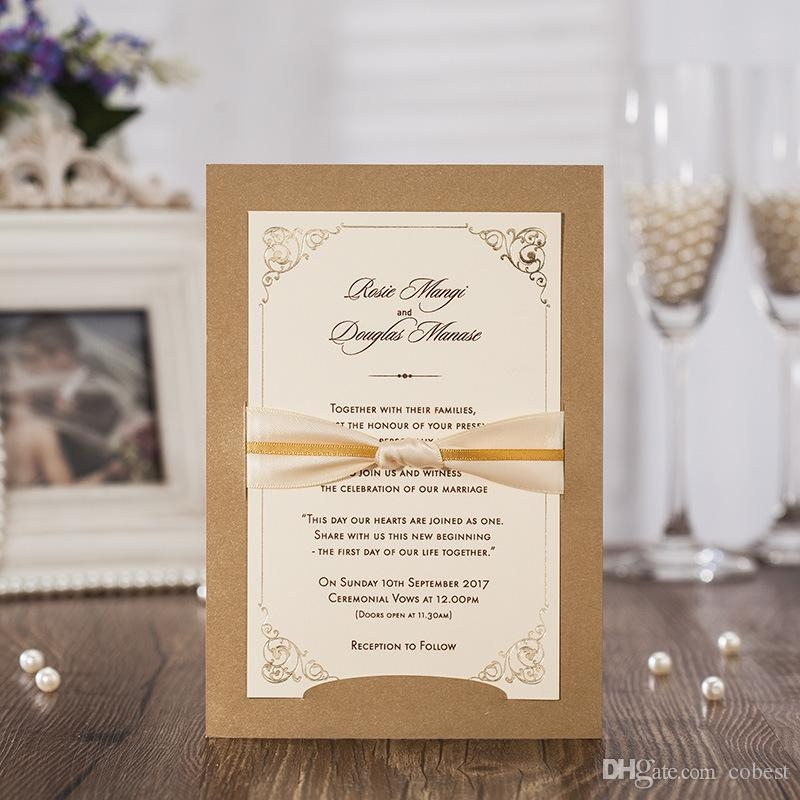 wedding invitations cards personalized wedding invitaiton paper cards customized wishmade cards with envelope and seal free printing wedding Personalized Wedding Invitations With Pictures