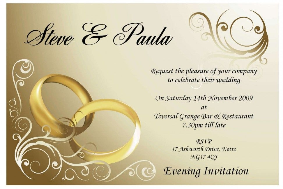 wedding invitations online design wedding invitations online Design Wedding Invitation Online