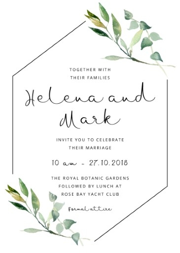 wedding invitations paperlust customise and print online Wedding Invite Online