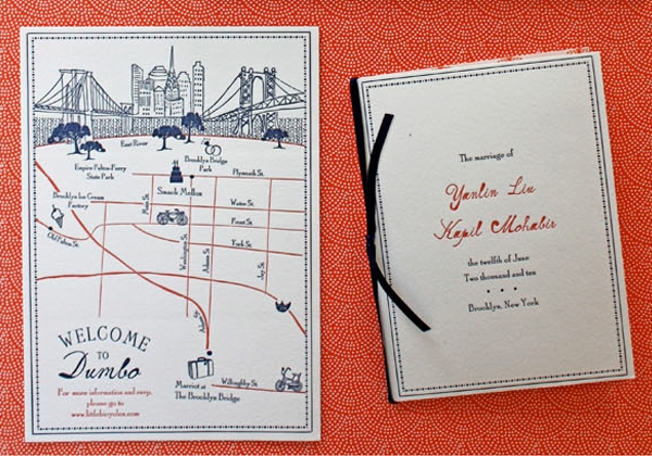 wedding stationery ideas wedding invitation maps Wedding Invitation Maps
