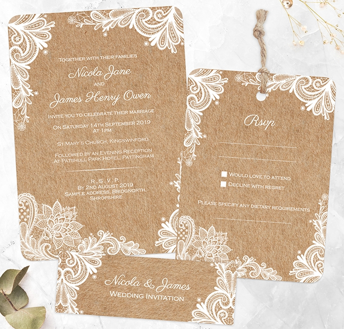 what to write on wedding invitations funky pigeon blog What To Include In Your Wedding Invitations