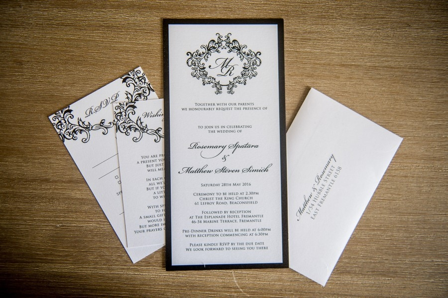 whats the average cost of wedding invitations Typical Wedding Invitation