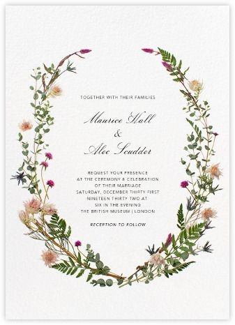 Modern rustic wedding invitations online and paper wedding Wedding Invitations On Line Ideas