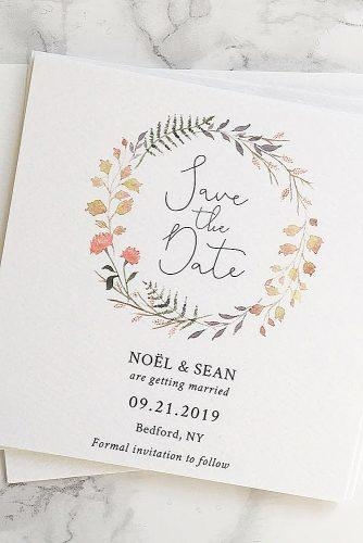 New the best 50 unique save the date ideas for 20202021 Wedding Save The Date And Invitation Packages Design