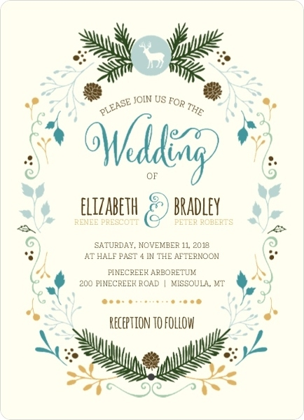 Unique how to word wedding invitations invitation wording ideas Informal Wedding Invite Wording
