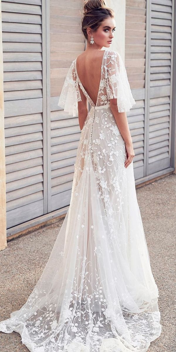 Cool a line wedding dresses 20202021 collections wedding Pretty Latest Wedding Gowns 2021