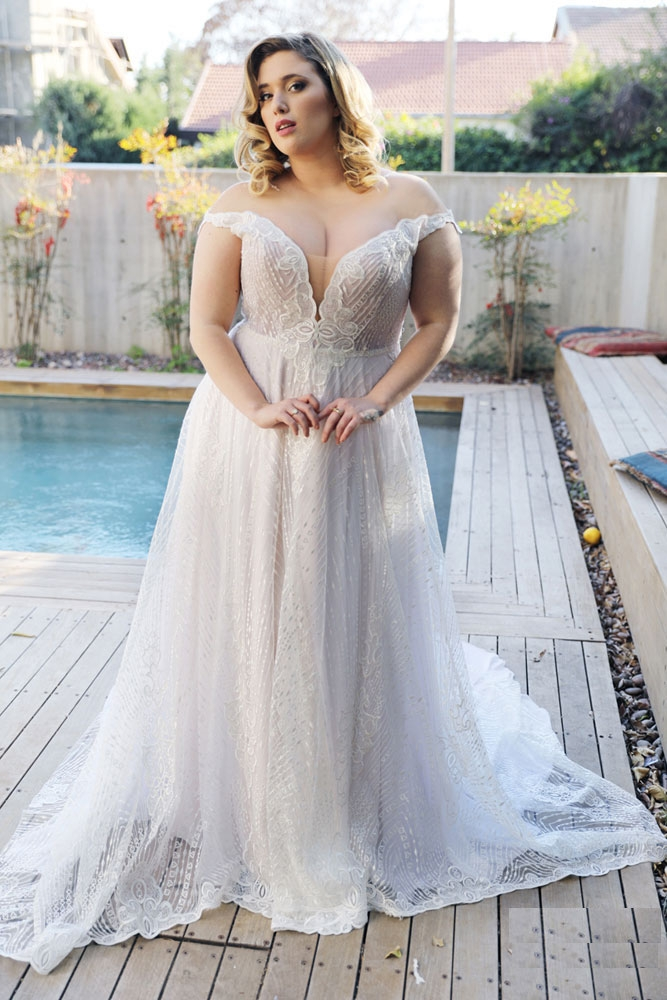 Cozy where to find plus size wedding dresses onefabday Trendy Designer Plus Size Wedding Dresses Designs
