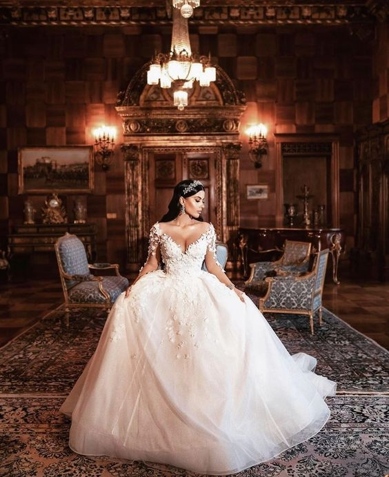 hottest wedding dress collections for 20202021 wedding Pretty Latest Wedding Gowns 2021