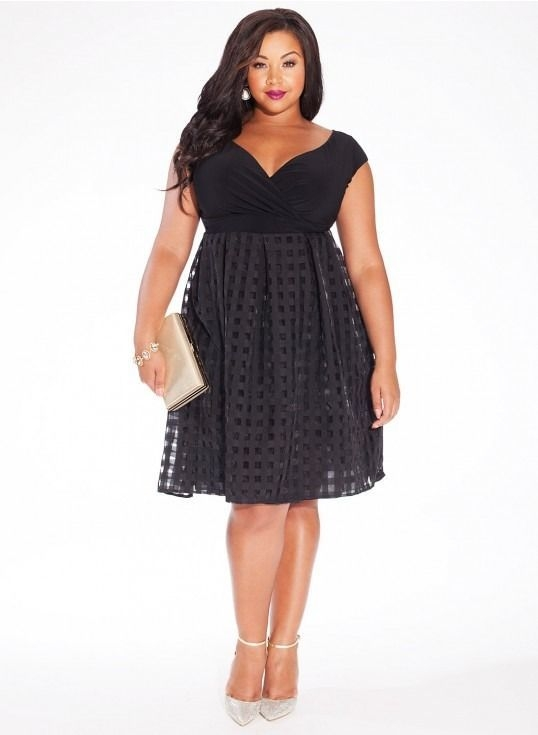 New a wedding is a special occasion where you must get dressed Cute Plus Size Wedding Guest Dresses Ideas