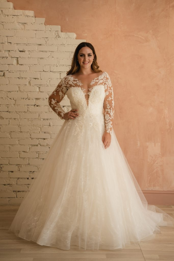 New plus size wedding dresses bridal shop in san diego Trendy Designer Plus Size Wedding Dresses Designs