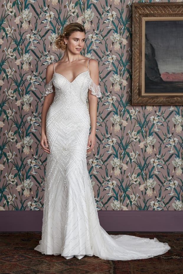 Stylish 19 wedding dresses from the spring 2021 collections to make Pretty Latest Wedding Gowns 2021