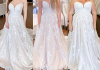 1 dress different bodies one fine day Wedding Dresses Fort Wayne