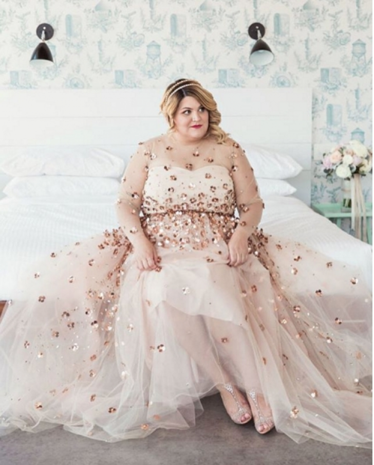 Permalink to Beautiful Non Traditional Wedding Dresses Plus Size Gallery