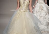 10 pretty pastel wedding dresses for the fashionable bride Terry Prettya Wedding Dresses