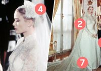 10 things you didnt know about grace kellys wedding dress Grace Kellys Wedding Dress
