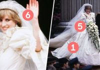 10 things you didnt know about princess dianas wedding Dianas Wedding Dress