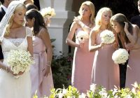 11 extravagant celebrity weddings celebrity wedding Tori Spelling Wedding Dress