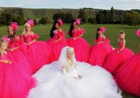 11 tackiest dresses from my big fat gypsy wedding realclear Gypsy Wedding Dress Pretty