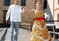 14 of the weirdest wedding dresses ever Weirdest Wedding Dresses