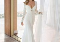 15 most breathtaking goddess wedding dresses gemgrace Greek Goddess Wedding Dresses