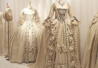 18th century wedding dresses my true love 18th century 18th Century Wedding Dresses