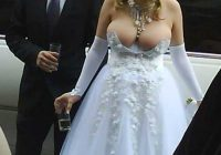 19 of the most bizarre wedding dresses ever worn Weirdest Wedding Dresses