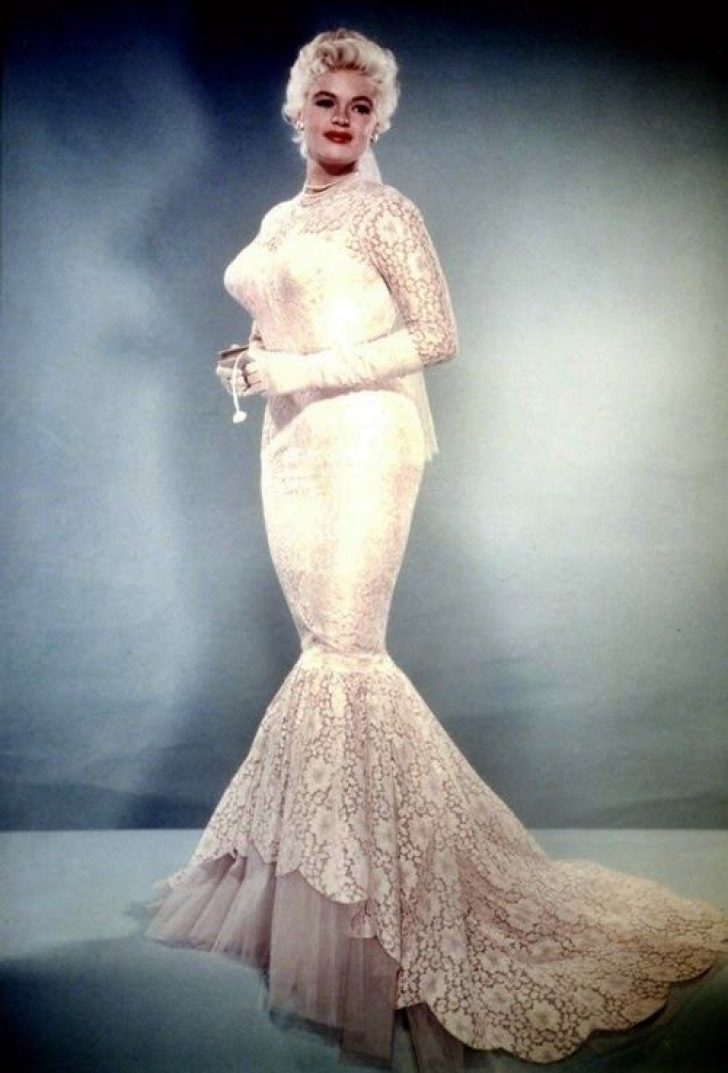 Permalink to Stylish Jayne Mansfield Wedding Dress Ideas