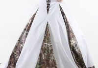 20 camo wedding dresses ideas to make your big day one of a kind Realtree Camo Wedding Dresses